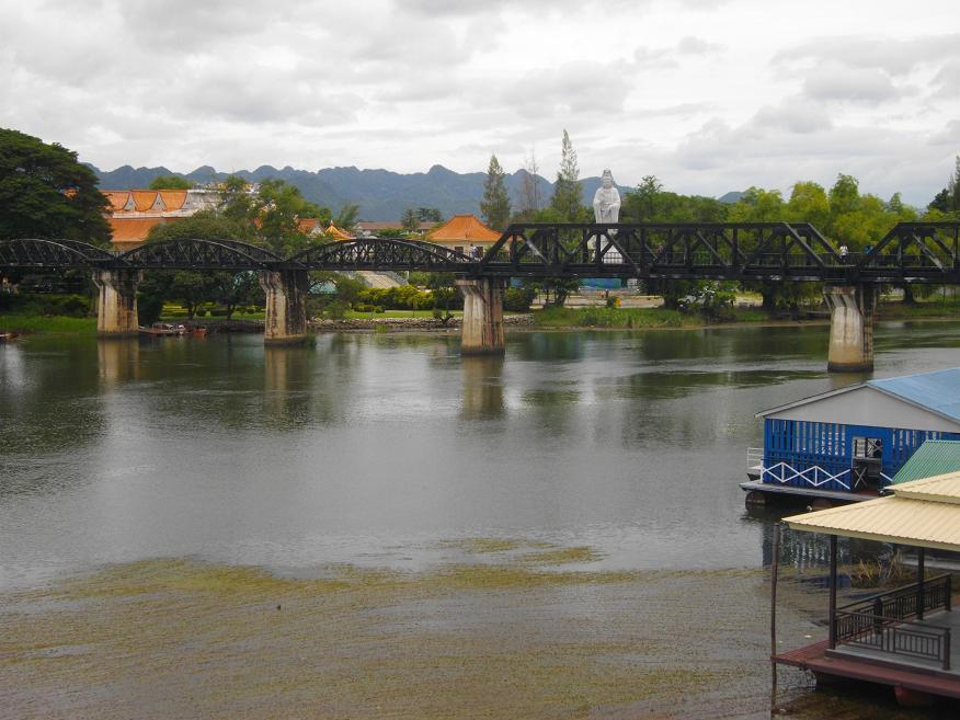 Bridge over the Khae Yai (Kwai) River