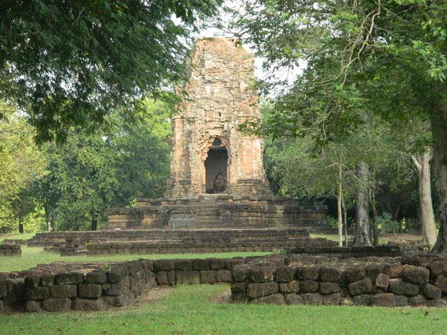 Sri Thep Historical Park, Petchabun Province