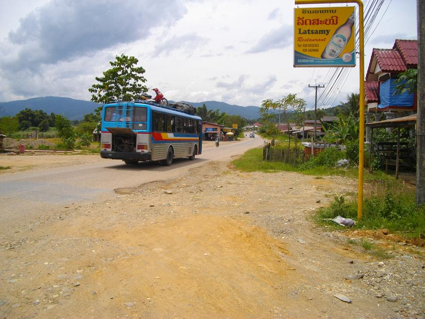 Local Transport Route 13