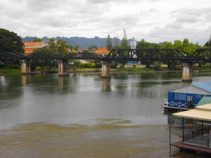 River Kwai Railway Bridge