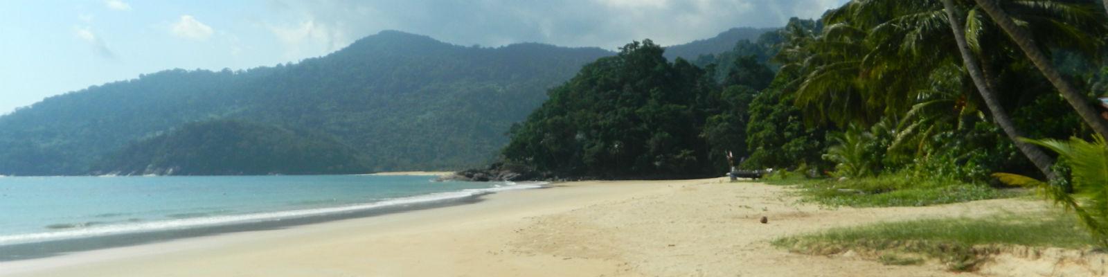Juara Beach, Tioman Island, Pahang State