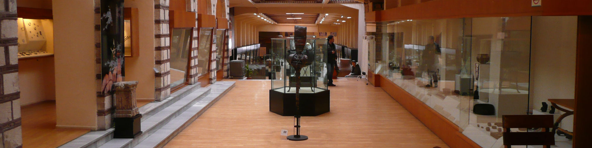 Museum of Anatolian Civilizations, Ankara